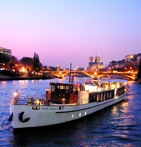 Best Seine River Cruises  Paris Escapes